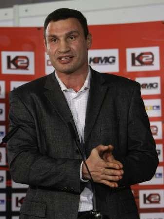 Віталій Кличко готовий стати мером Києва