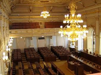 Конституционный суд Чехии отменил досрочные парламентские выборы