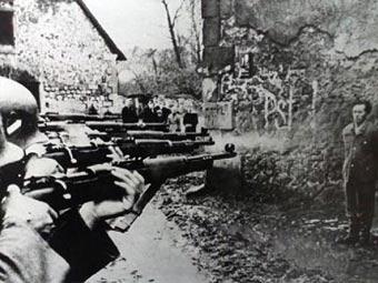 Те немцы, кто отказался участвовать в войне, были приговорены к смерти