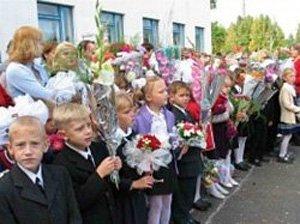 Школьная линейка закончилась для детей больничной койкой