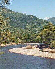 В реке Тиса утонули взрослый и ребенок