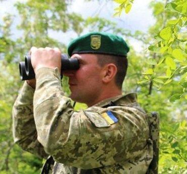 Нелегала-россиянина задержали вчера на Закарпатье