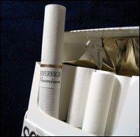 """Вартість вилучених із сховку """"Ауді"""" тютюнових виробів становить 1807 гривень"""