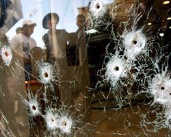 Инцидент произошел в городе Сьюдад Хуарес около американской границы