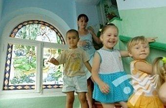 На Закарпатье столько детей, что не хватает садиков