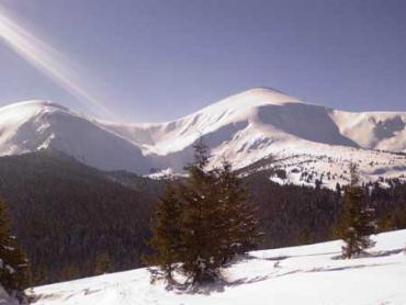 Працівники МНС врятували 4 туристів на горі Говерлі