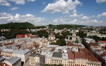 Львов стал одним из приоритетных туристических направлений в Украине