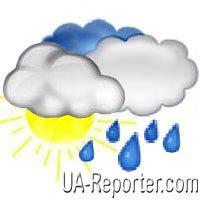 5 сентября в Ужгороде облачно с прояснениями, временами дождь, ночью с грозой