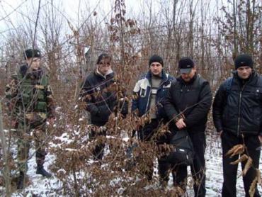 В 200 м от государственной границы были задержаны 4 граждане Республики Молдова