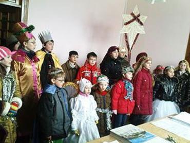 """Театр эстрадной песни """"Детские мечты"""" насчитывает около 20 исполнителей"""