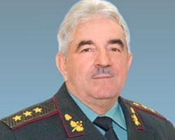 Головнокомандувач ВСУ генерал-полковник Іван Свида