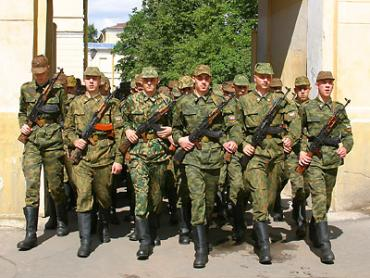 Закарпатський обласний військкомат відсвяткував свою 64-ту річницю