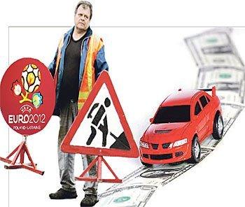 2009 рік, як і попередній, для дорожників став провальним.