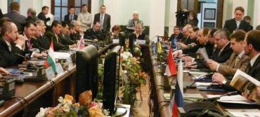 """У Чопі відбулася міжнародна конференція """"Схід – Захід: Транзит 2010"""""""