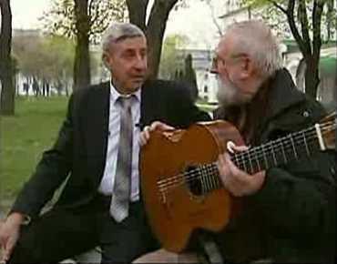 Чешский музыкант оказался украинцем и нашел родного брата