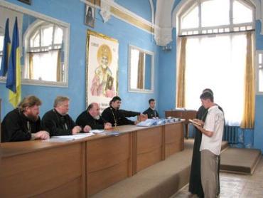 Начался прием в Ужгородскую Украинскую Богословскую Академию