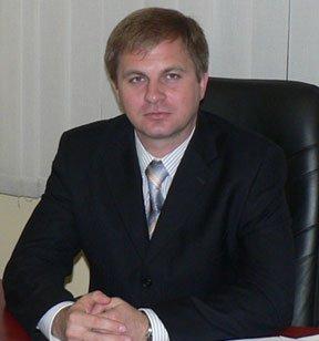 Дмитро Штикало, заступник голови ДПА України у Закарпатській області