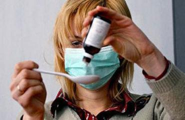 За 4 тижні 2010 року в області зареєстровано 15432 випадки захворювань на ГРВІ