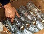 Податківці порушили кримінальну справу за виготовлення фальсифікованої горілки