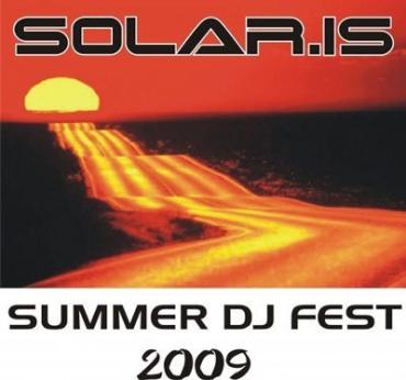 """SUMMER DJ FEST """"SOLAR.IS"""" проходив на Закарпатті вже третій рік підряд"""