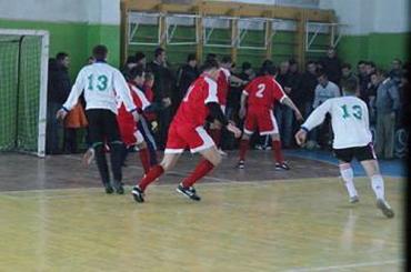 На традиційному турнірі з футзалу, організованому Свалявською міськрадою