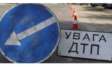 "В Бердянске ""шестерка"" протаранила ЗИЛ"