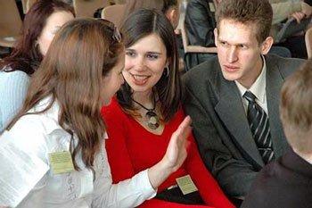 Присутствующих ознакомили с проектом Народного Альянса Молодежи по трудоустройс