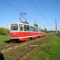 Трамвайные работники Харькова требуют выплатить задолженность по заработной плате.