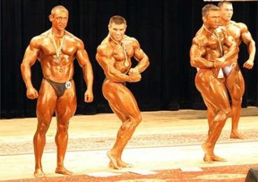Закарпатский спортсмен Бейла Балог стал чемпионом в своей весовой категории
