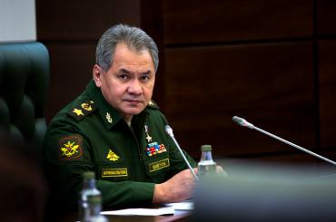 Не было печали , но Шойгу и другим чиновникам РФ объявлено о скором аресте
