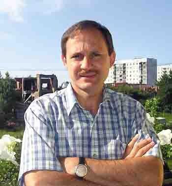 Письменник Мирослав Дочинець із закарпастького Мукачева