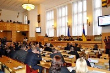 Депутаты Закарпатья выразили обеспокоенность деятельности НКРЕКП