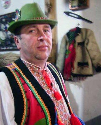 Іван Штаєр із гірської Колочави