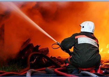 Матеріальна шкода від пожежі складає 30 тисяч гривень