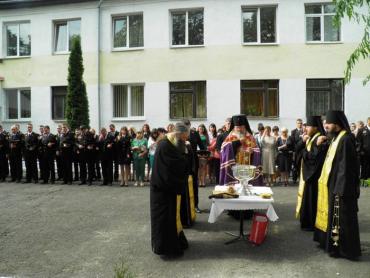 Святкову літургію та освячення провів Високопреосвященніший Феодор