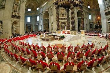 """Синод в Ватикане, основной темой которого является """"Библия в современном мире"""", открылся 5 октября и завершился уже в субботу"""