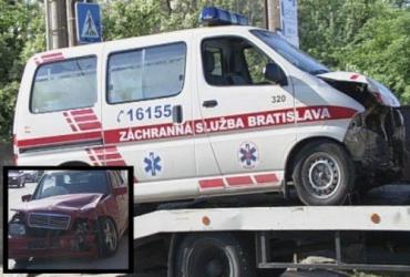 В Словакии в ДТП пострадали 4 человека