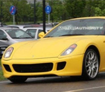 Новый суперкар Ferrari