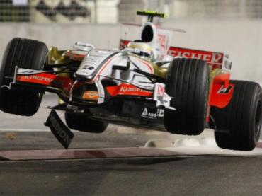 Формула1 - подавайте заявки, господа !