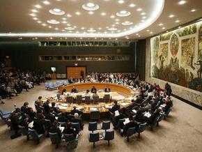 СБ ООН возглавит Россия
