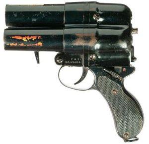 На стартовые пистолеты специального разрешения не требуют