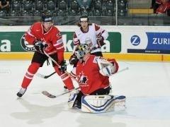 Канада - Латвия 4:2