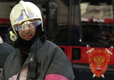 В Москве загорелся игровой развлекательный центр
