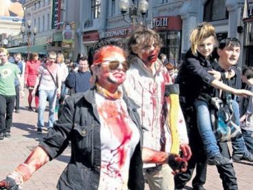 Российскую молодёжь превращают в зомби