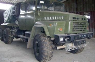 БМ-21К — национальная система ведения реактивного огня
