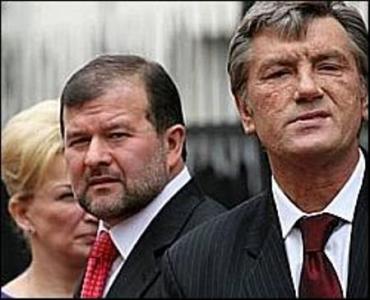 Ющенко хочет заменить Балогу Богатыревой?