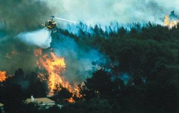 В Сибири начался сезон лесных пожаров
