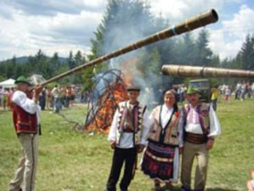 В Дубовом празднуют «День Быка»