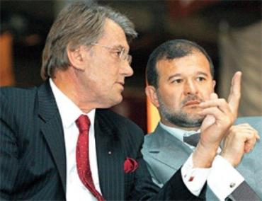 Балога решил сбежать от Ющенко и от ответственности