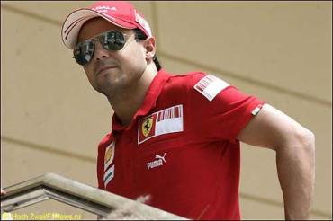 Масса полагает, что в Монако у Ferrari есть все шансы...